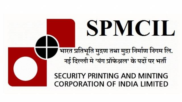 SPMCIL Officers & Engineers Recruitment 2019 – B.E. / B.Tech