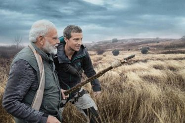 Man Vs Wild With PM Modi and Bare Grill | Watch The teaser Here