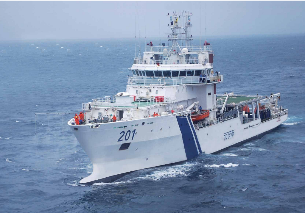 Indian Coast Guard Yantrik recruitment 2019