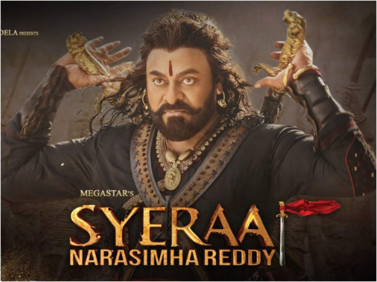 Download Sye Raa Movie free in 720p/1080p in Tamil Telugu Kannada Hindi English