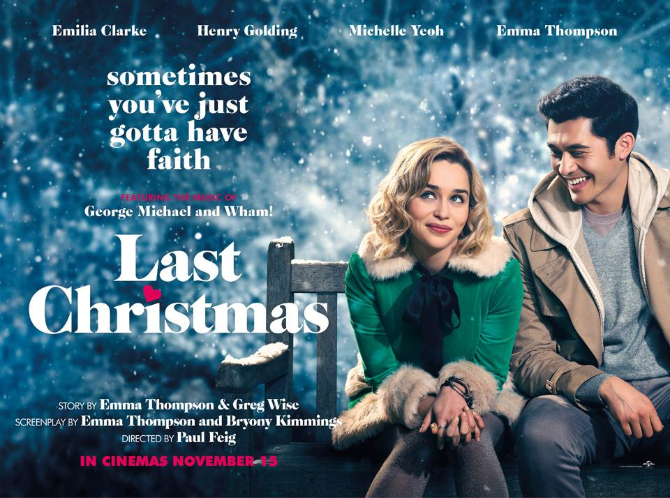 Last Christmas full movie download | Download in English , Hindi 480p/720p