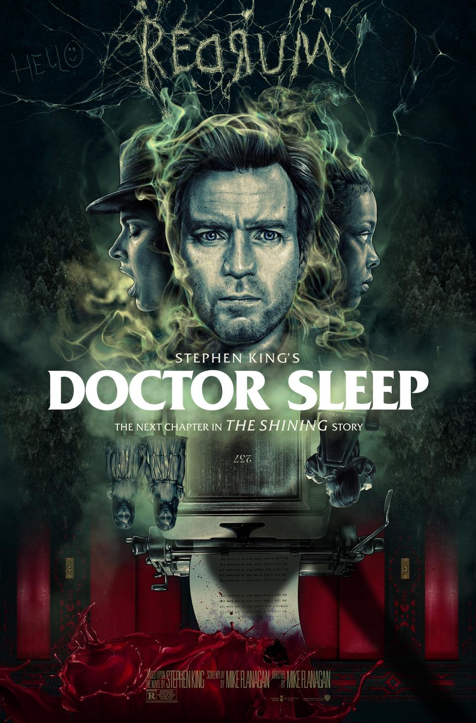 Doctor Sleep full movie download | Download in English , Hindi 480p/720p