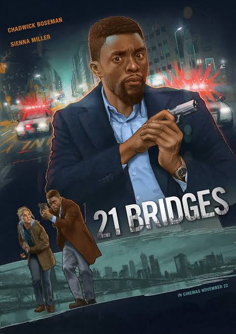 21 Bridges full movie online download | Download in English ,Hindi ,Tamil